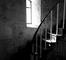 Stairs to Where..... by Jo  Young