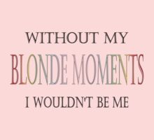 Blonde Moments by AlexMac