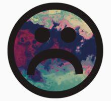 Sad Face #5 a by DorianDesigns