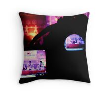 The View Finder Throw Pillow