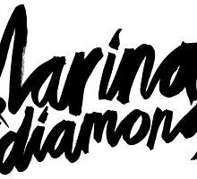 Marina and The Diamonds Logo by laureldenaee