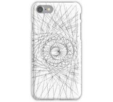 Spirograph 3 iPhone Case/Skin