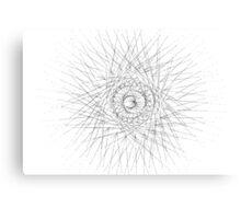 Spirograph 3 Canvas Print