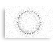 Spirograph 5 Canvas Print