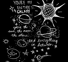 Galaxy by bebechea