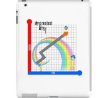 Inside Out ~ Greatest Wish iPad Case/Skin