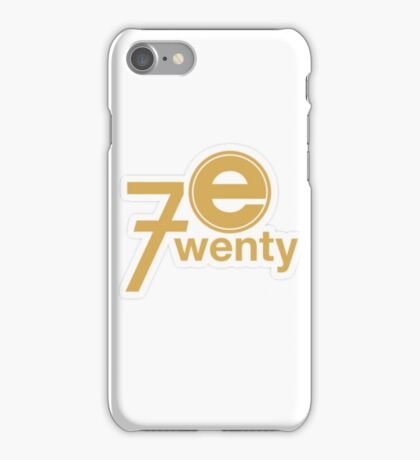 Parks and Rec: Entertainment 720 iPhone Case/Skin