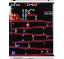 Donkey Kong Video Game Shirt iPad Case/Skin