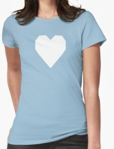 Baby Powder  Womens Fitted T-Shirt