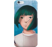 Haku iPhone Case/Skin