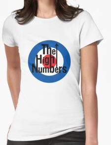 THE WHO (design 3) Womens Fitted T-Shirt