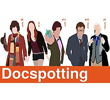 Docspotting Photographic Print