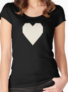 Old Lace  Women's Fitted Scoop T-Shirt