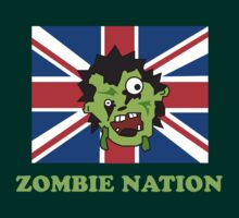 Zombie Nation UK by Laura Perkins
