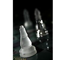 Chess is more than a game Photographic Print