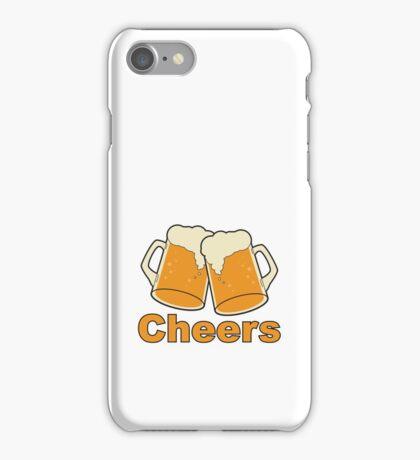 Cheers Beer iPhone Case/Skin