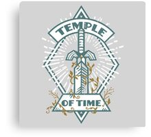 Temple of Time / Zelda Canvas Print