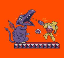 Pew Pew // Metroid Kids Clothes