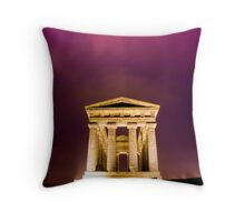 The Ghost of Hamlets Father Throw Pillow
