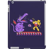 Pew Pew // Metroid iPad Case/Skin