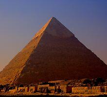 Khatre's Pyramid by Paul Tait