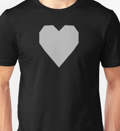 Silver  Unisex T-Shirt