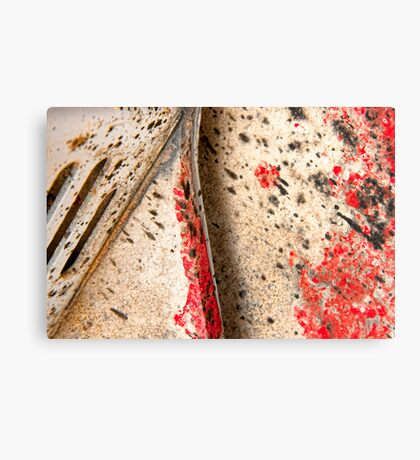 Idle Abstract Canvas Print