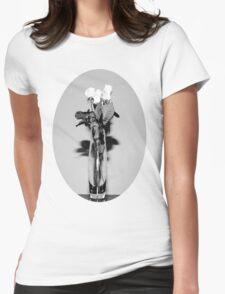 White Rose In Vase T-Shirt