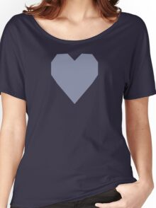 Cool Grey  Women's Relaxed Fit T-Shirt