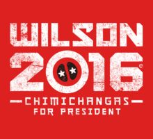 Yet Another Wilson 2016, Still Chimichangas by Eozen