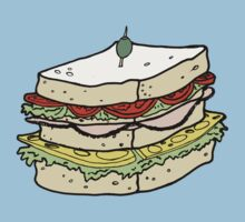 Big Sandwich by Roberto Castro Ruz