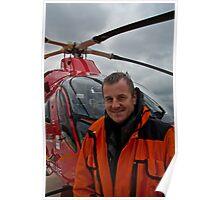 London Air Ambulance - A Hero Poster