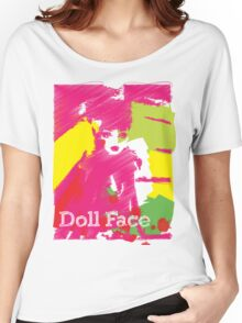 Doll Face 2 Women's Relaxed Fit T-Shirt