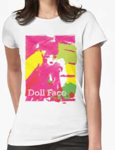 Doll Face 2 Womens Fitted T-Shirt