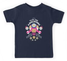 Time for Adventure Toadette Kids Tee