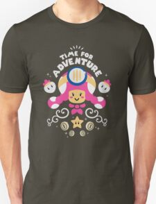 Time for Adventure Toadette T-Shirt