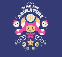 Time for Adventure Toadette Unisex T-Shirt