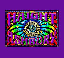 Haight Ashbury All Seeing Eye by GUS3141592