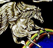 Over The Rainbow by Herbert Renard