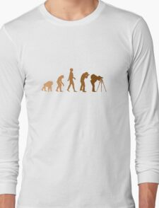 Earth Photographer Evolution T-Shirt