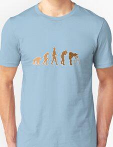 Earth Photographer Evolution T-Shirt