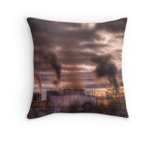 Polymer Sky Throw Pillow