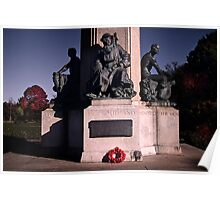 Exeter Cenotaph Poster