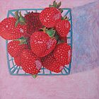 &quot;Strawberries&quot; by Richard Robinson