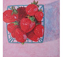 """Strawberries"" Photographic Print"