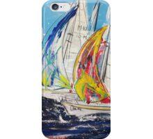 Ocean Racing iPhone Case/Skin