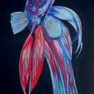 Siamese Fighting Fish by taiche