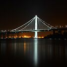 Bay Bridge Reflections by Revive The Light Photography
