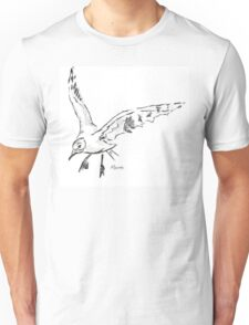 Countryside Seagull  Unisex T-Shirt