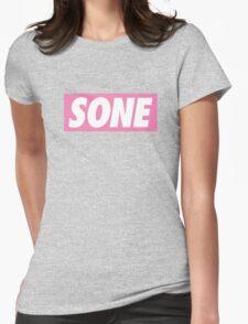 Girls' Generation (SNSD) Fandom 'SONE' Womens Fitted T-Shirt